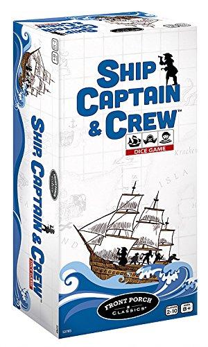 Ship Captain amp Crew Dice Game