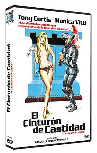 El Cinturón de Castidad DVD 1967 La cintura di castità