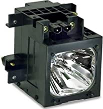 Sony XL-2100 TV Assembly Cage with Projector Bulb
