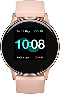 "Smart Watch, UMIDIGI Uwatch 2S Fitness Tracker Heart Rate Monitor, Activity Tracker with 1.3""..."