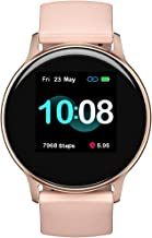 """Smart Watch, UMIDIGI Uwatch 2S Fitness Tracker Heart Rate Monitor, Activity Tracker with 1.3""""..."""