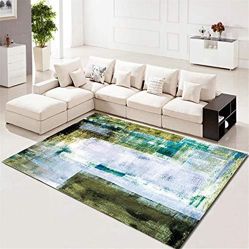 ZHAOPAI Tapijt/woonkamer tapijtenduurzame vloerbedekking rechthoek hal Tapijten Eenvoudig Verbleekt slaapkamer Ademend tapijt