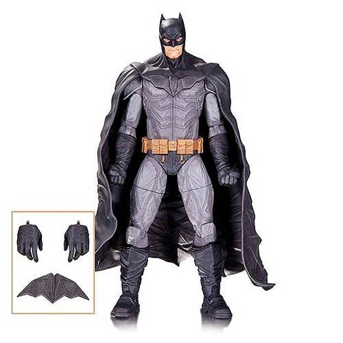 DC Comics Designer Series Batman by Lee Bermejo Action Figure by DC Comics