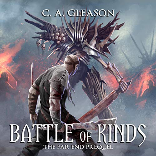 Battle of Kinds cover art