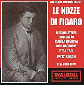 Mozart: Le nozze di Figaro (Live Recordings 1949)