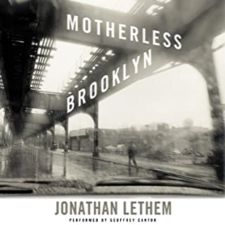 Motherless Brooklyn cover art