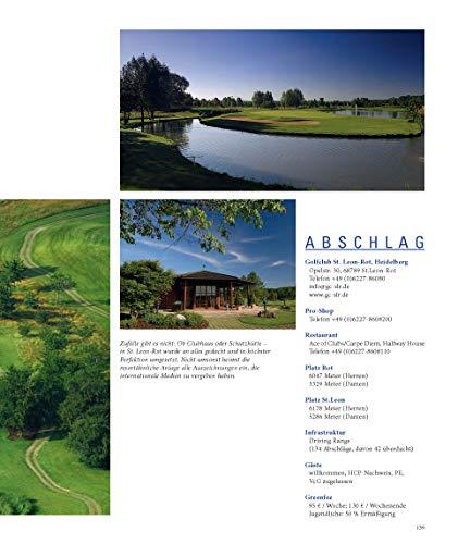 Die 100 besten Golfplätze in Deutschland und Österreich (Edition 99pages by HEEL) - 6