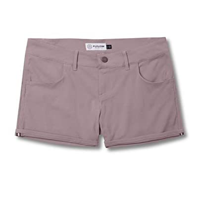 Flylow Jacuzzi Shorts (Shark) Women