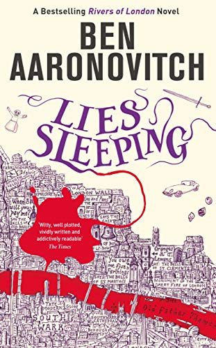 Lies Sleeping: The Seventh Rivers of London novel (A Rivers of London novel) (English Edition)