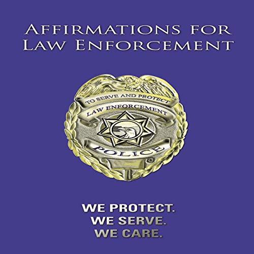 Affirmations for Law Enforcement Titelbild