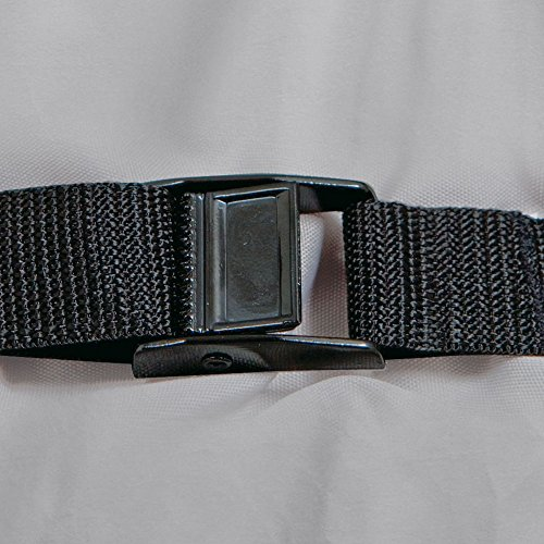 "Classic Accessories 52-030-010401-00 Evaporation Cooler Cover Straps,Black,Fits Coolers 17'L1""W straps for all covers."
