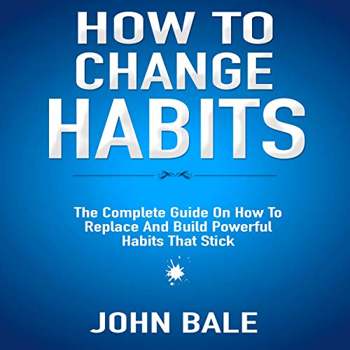 How to Change Habits cover art