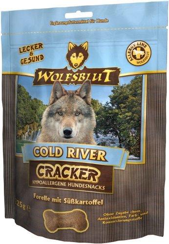Wolfsblut Cracker Cold River avec poisson