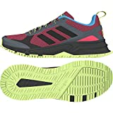 adidas Damen Rockadia Trail 3.0 Laufschuhe, REAL PINK S18/CORE Black/Grey Five, 43 1/3 EU