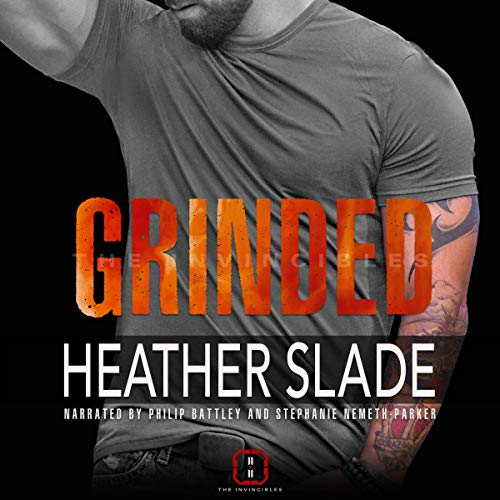 Grinded Audiobook By Heather Slade cover art