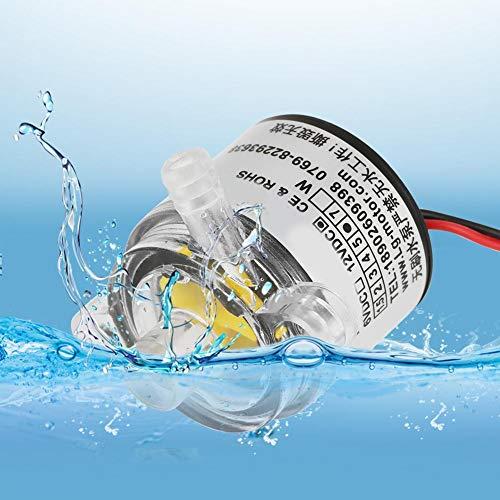 Weit verbreitete geräuscharme 12-V-Pumpe, Energiesparpumpe, Wasserpumpe für das Aquarium-Sonnensystem für Brunnenheizkörper