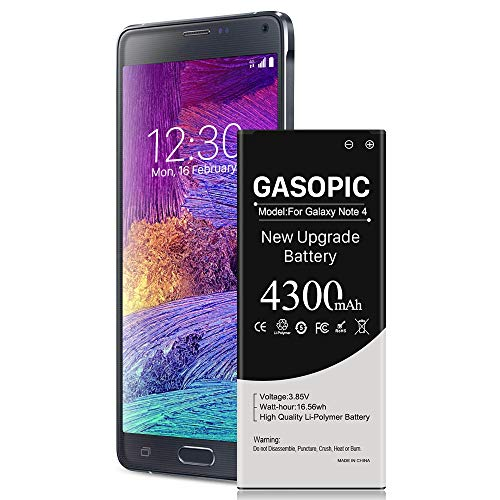 Galaxy Note 4 Battery LCLEBM 4300mAh...
