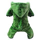 MiOYOOW Vêtements pour Chien, Chiot Chien Vetements de Compagnie Sweat Chemise Chaude,...