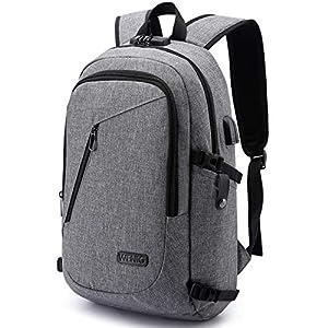 ✈ MEHRFACH - Diese Computertasche enthält 2 Haupttaschen, 9 Innentaschen, 2 Seitentaschen, 1 Rückentasche, eine Laptoptasche für 15,6 Zoll, 15 Zoll oder 14 Zoll Macbook / Laptop und bietet getrennten Platz für Ihren Laptop, Ihr Telefon, Ihr iPad, Sch...