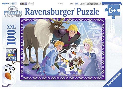 Ravensburger - Klassische Puzzles in White, Größe XL