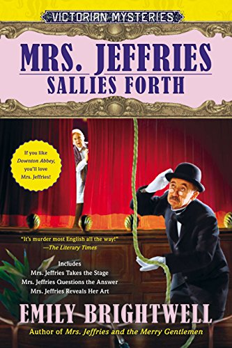 Mrs. Jeffries Sallies Forth