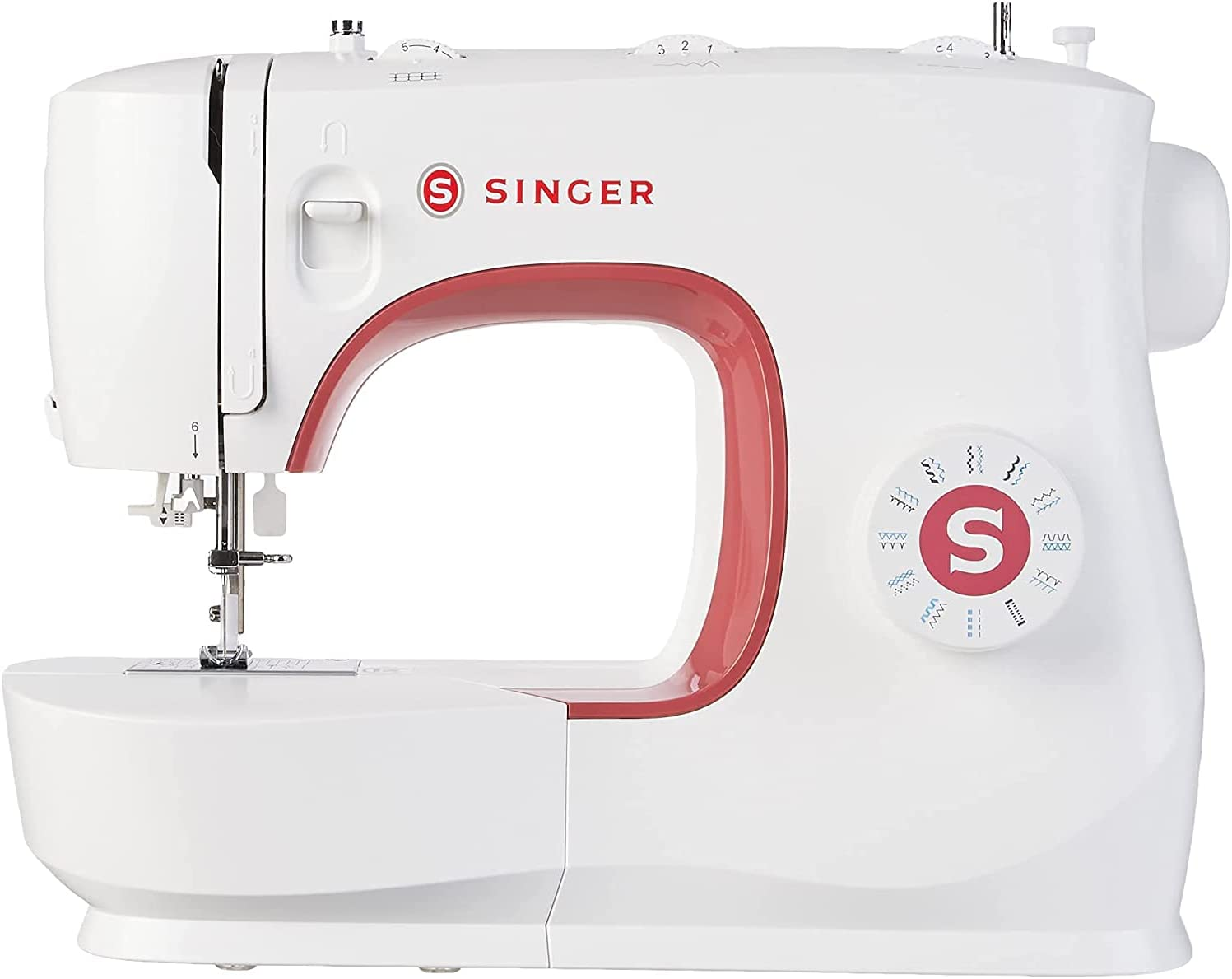 SINGER MX231 Sewing NEW Large Machine White Max 76% OFF