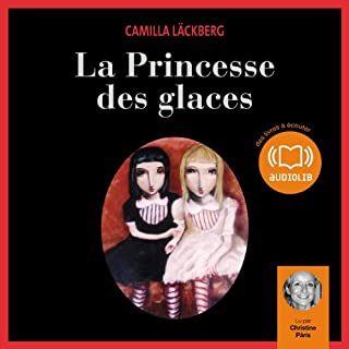 Couverture de La Princesse des glaces