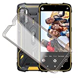 for Cubot King Kong 5 Pro Screen Protector Tempered Galss, KJYF [3 Pack] High Clear [9H Hardness] [Bubble Free] Screen Tempered Glass Protective Film for Cubot King Kong 5 Pro 6.09 Inch.