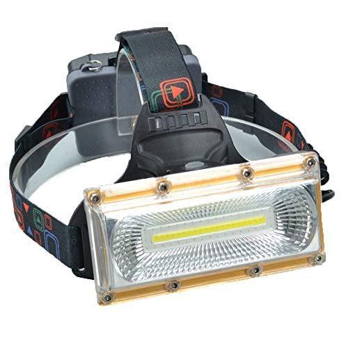 Yuzhijie Popular al aire libre W608 fuerte faro reflector faro led USB carga luz de luz de luz baja rojo y azul flash