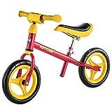 Rad Kettler Laufrad Speedy 2.0 - Reifengröße: 10 Zoll, ab 2 Jahren geeignet - der Testsieger - Lauflernrad für Jungs und Mädchen - TÜV geprüfte Sicherheit für Kinder bei Amazon