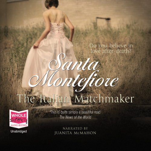 The Italian Matchmaker audiobook cover art