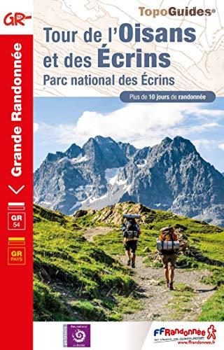 Tour de l'Oisans et des Ecrins: Parc national des Ecrins