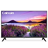 Caixun C32 32 Inch 720p Smart LED TV - High Resolution Television Built-in