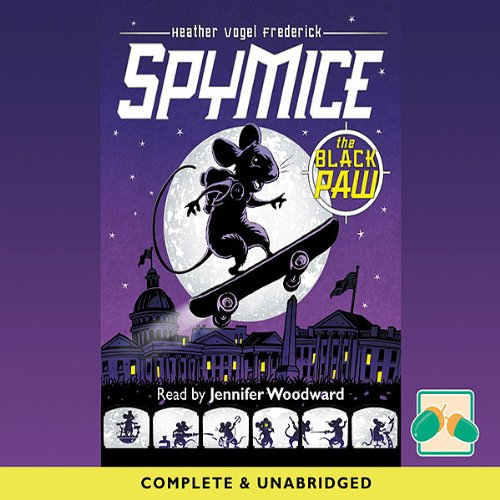 Spy Mice cover art