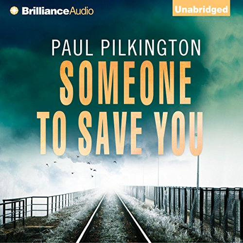 Someone to Save You audiobook cover art