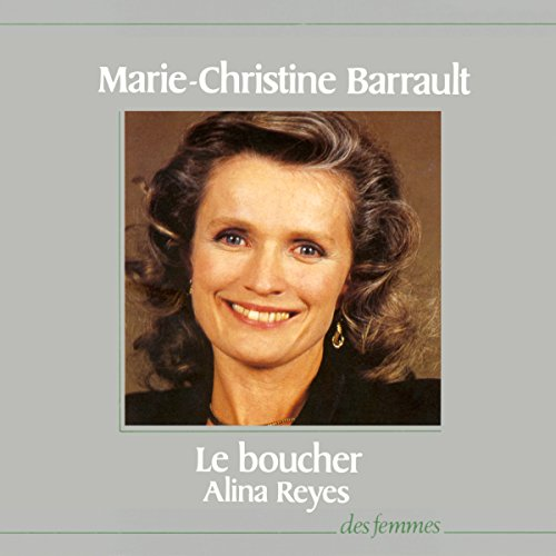 Le boucher audiobook cover art