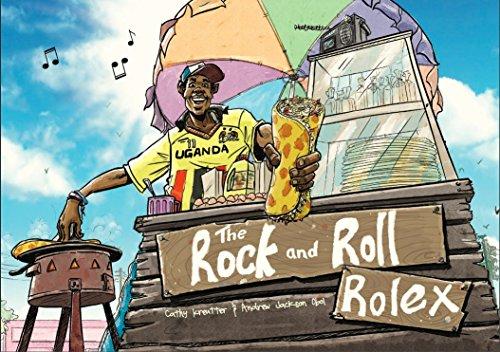 The Rock and Roll Rolex (Independent Press Award 2020, New York City Big Book Award 2020)