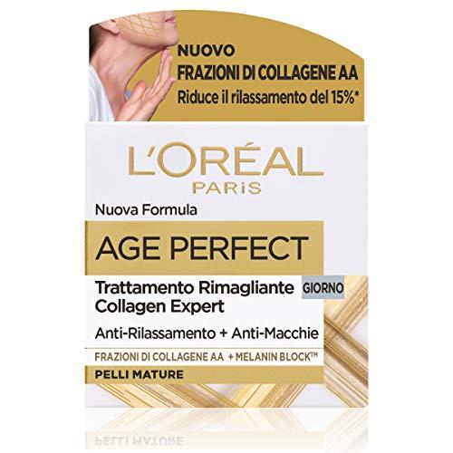 L Oréal Paris Age Perfect Crema Viso Re, Idratante, Giorno, 50ml