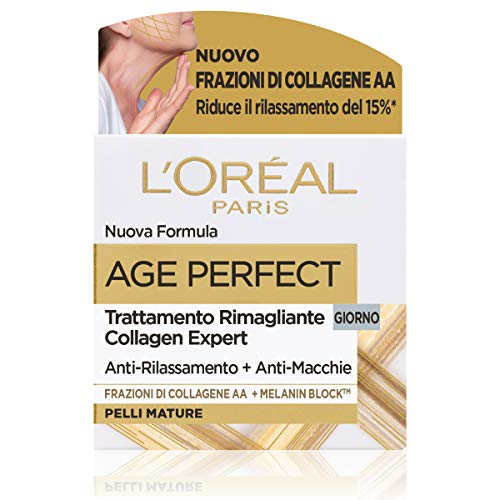 L'Oréal Paris Age perfect Crema Viso Re -...