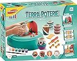 Joustra - Juego de cerámica para Principiantes y Aficionados, Juego de Manualidades y Trabajos manuales para niños, 41200, Multicolor