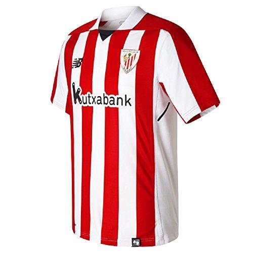 New Balance Athletic Club Bilbao Trikot für Herren L Rot/Weiß