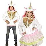 WIDMANN Disfraz de unicornio adultos