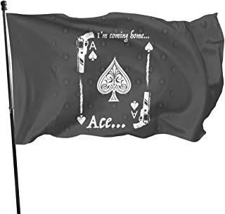 Destiny 2 - Cayde 6, I'm Coming Home Ace Polyester Flag, Banner Flags