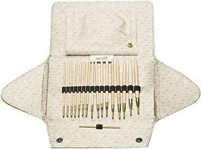 addi Click Nature Bamboo Interchangeable Knitting Needle Set