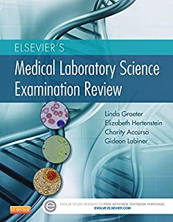 Elsevier's Medical Laboratory Science Examination Review