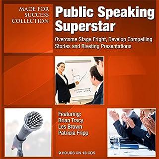 Public Speaking Superstar cover art