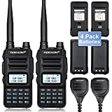 Best Gmrs Radios - TIDRADIO TD-H5 GMRS Two Way Radio with 4pcs Review
