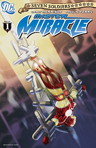 Seven Soldiers: Mister Miracle #1 (of 4) (English Edition)