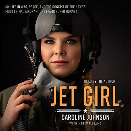 Jet Girl cover art
