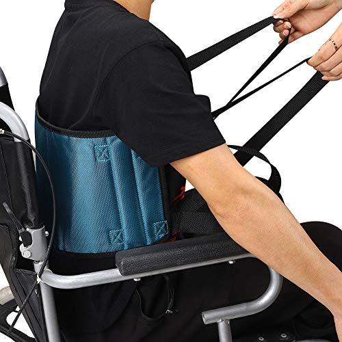 HNYG Padded Gait Belt Transfer Belt for Elderly Lift, No-Slip Medical...